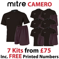 Camero 7 Kit Deal - Black