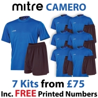Camero 7 Kit Deal - Royal