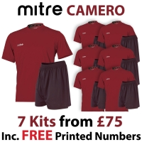 Camero 7 Kit Deal - Maroon