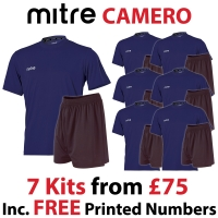 Camero 7 Kit Deal - Navy