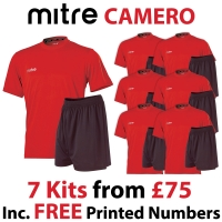 Camero 7 Kit Deal - Scarlet