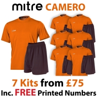 Camero 7 Kit Deal - Tangerine