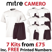 Camero 7 Kit Deal - White