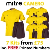 Camero 7 Kit Deal - Yellow