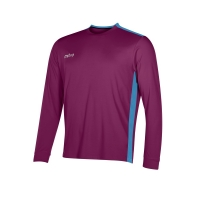 Charge Jersey - Maroon/Sky