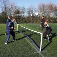 Compact Tennis Net Set