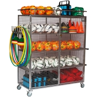 Deluxe Ball Storage Cabinet
