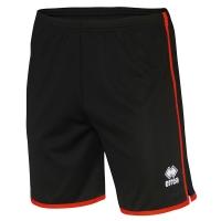Bonn Football Shorts - Black/Red