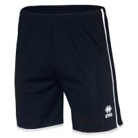 Bonn Football Shorts - Black/White