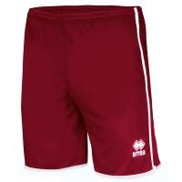 Bonn Football Shorts - Maroon/White