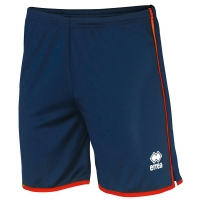 Bonn Football Shorts - Navy/Red