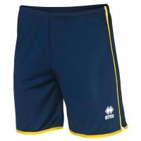 Bonn Football Shorts - Navy/Yellow