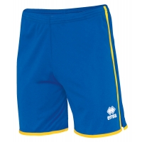 Bonn Football Shorts - Blue/Yellow