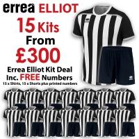 Elliot 15 Kit Deal - Black/White