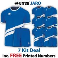 Jaro 7 Kit Deal - Blue/White