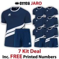 Jaro 7 Kit Deal - Navy/White