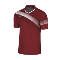 Athens Jersey - Maroon/White