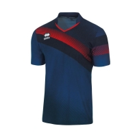 Athens Jersey - Navy/Red