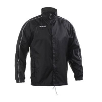 Basic Rain Jacket - Black