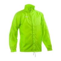 Basic Rain Jacket - Green Fluo