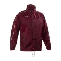 Basic Rain Jacket - Maroon
