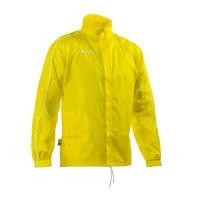 Basic Rain Jacket - Yellow Fluo
