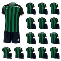 Elliot 15 Kit Deal - Black/Green