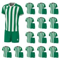 Elliot 15 Kit Deal - Green/White