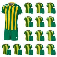 Elliot 15 Kit Deal - Green/Yellow