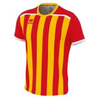 Errea Elliot 15 Kit Deal - Red/Yellow
