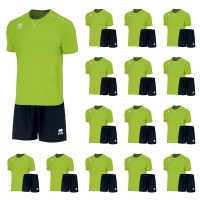 Everton 15 Kit Deal - Green Fluo/Black