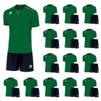 Everton 15 Kit Deal - Green/Black