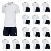 Everton 15 Kit Deal - White/Black