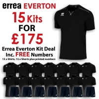Everton 15 Kit Deal - Black