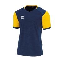 Hiro Jersey - Navy/Yellow