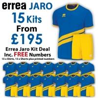 Jaro 15 Kit Deal - Blue/Yellow