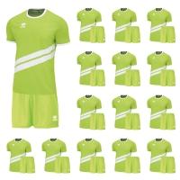 Jaro 15 Kit Deal - Green Fluo/White