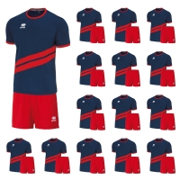 Jaro 15 Kit Deal - Navy/Red