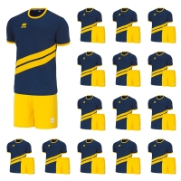 Jaro 15 Kit Deal - Navy/Yellow