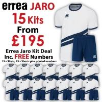 Jaro 15 Kit Deal - White/Navy