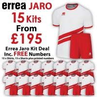 Jaro 15 Kit Deal - White/Red