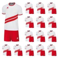 Jaro 15 Kit Deal - White/Red