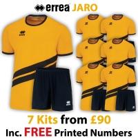 Jaro 7 Kit Deal - Amber/Black