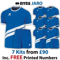 Jaro 7 Kit Deal - Blue/White
