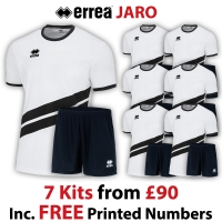 Jaro 7 Kit Deal - White/Black
