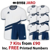 Jaro 7 Kit Deal - White/Navy