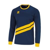 Jaro Jersey - Navy/Yellow