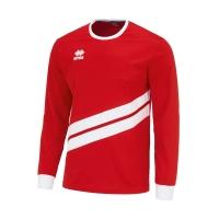 Jaro Jersey - Red/White