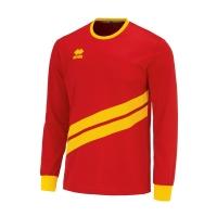 Jaro Jersey - Red/Yellow