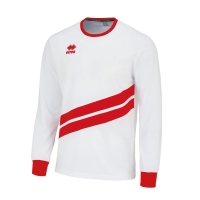 Jaro Jersey - White/Red